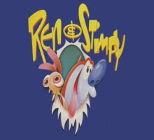 Ren and stimpy by gmanquik