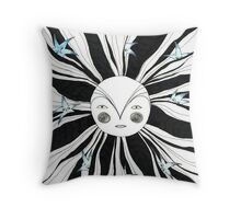 The Stars And The Sun Throw Pillow