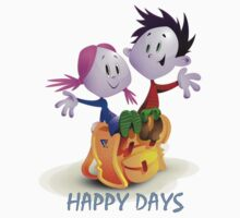 Happy Days by V-Art