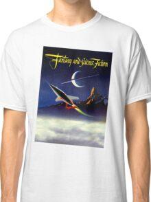 Fantasy & Science Fiction Fan Classic T-Shirt