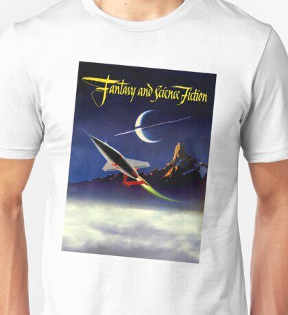 Fantasy & Science Fiction Fan Unisex T-Shirt