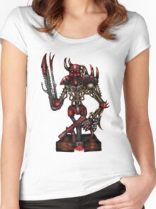 Slaughter Machine Women's Fitted Scoop T-Shirt