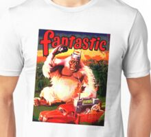Fantastic Monkey Love Fan Unisex T-Shirt