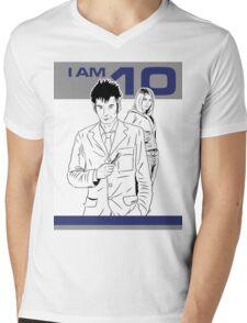 I am 10 Are You Mens V-Neck T-Shirt