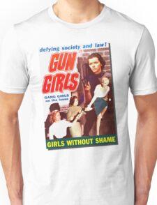Gang Deb Gun Girls  Unisex T-Shirt