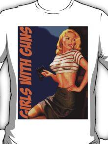 Classic Girls With Guns T-Shirt