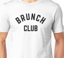 BRUNCH CLUB Unisex T-Shirt