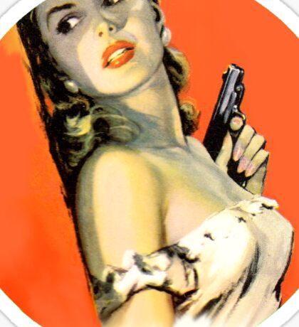 Fatal Femme Fatal Sticker