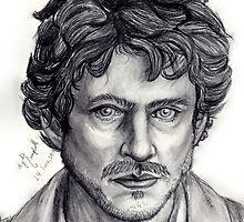 Will Graham by okayseesee