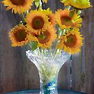 Sunny Flowers by heatherfriedman