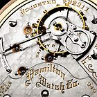 Hamilton 940 pocketwatch by Jim  Hughes