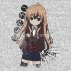 Toradora! Taiga - Distressed Version by Profanum