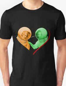 Love & Death Space Style Unisex T-Shirt
