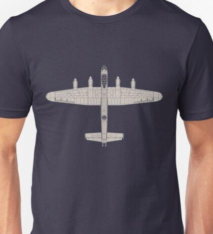 Avro Lancaster Unisex T-Shirt