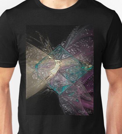 Exploding Cube Unisex T-Shirt