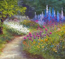 A Piece Of Heaven by Christine Bass