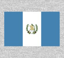 Guatemala Flag by cadellin
