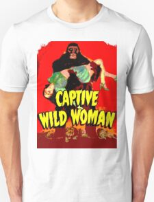 Captive Wild Women T-Shirt