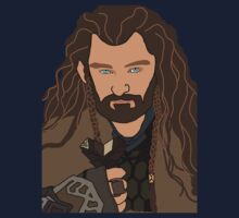 Thorin Oakenshield by LibbyLion
