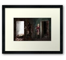 10 Years of Silent Hill 2 Framed Print
