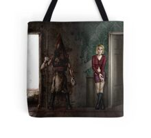 10 Years of Silent Hill 2 Tote Bag