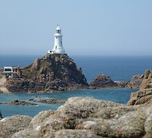 Jersey lighthouse  by mrsmcvitty