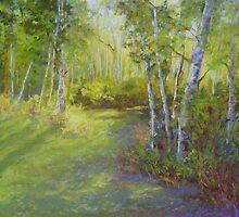Woodland Glow by Christine Bass