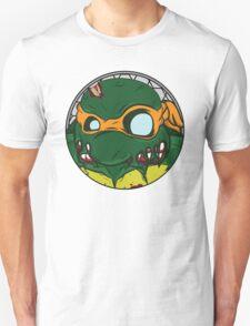 Zombie Michelangelo T-Shirt