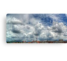 ©HCS To Much Clouds HDR Canvas Print