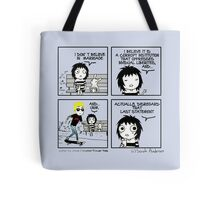 Jamie Campbell Bower Effect Tote Bag