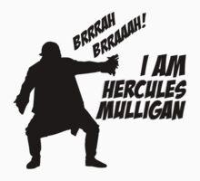 I am Hercules Mulligan - Hamilton Musical (black version) Kids Clothes