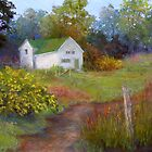 Country Garden by Christine Bass