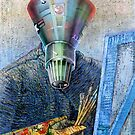 Portrait of Van Gogh 30ish. by Andy Nawroski