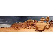 Goblin Valley State Park, Utah Photographic Print
