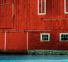 The Broad Side of a Barn by Lois  Bryan