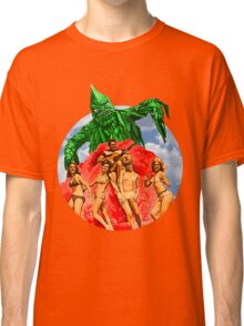 Beach Girls and the Monster Classic T-Shirt