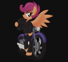 Scootaloo the Greaser (My Little Pony: Friendship is Magic) Kids Clothes