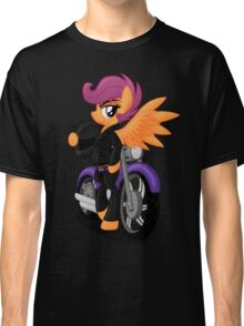 Scootaloo the Greaser (My Little Pony: Friendship is Magic) Classic T-Shirt