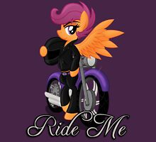 Ride Me (My Little Pony: Friendship is Magic) Unisex T-Shirt