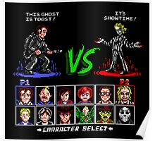 Super 80's Good Vs. Evil! Poster