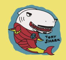 Tony Shark by otterlogic