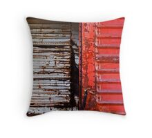 Cargo Space Throw Pillow
