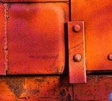 Orange Tilt by Lisa G. Putman