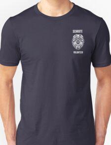 Dwight Schrute - Volunteer Lackawanna County Sheriff's Deupty Unisex T-Shirt
