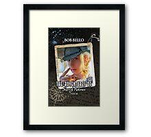 The Adventures of Sheryl Holmes 1 Framed Print