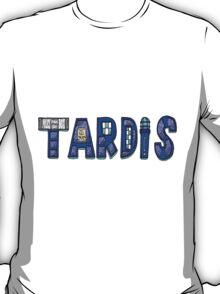 TARDIS LOGO T-Shirt