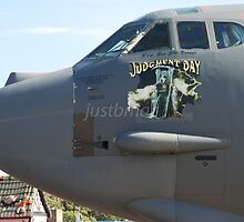 B-52: Judgment Day by justbmac