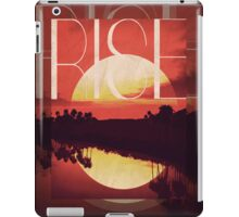 Rise of the Sun iPad Case/Skin