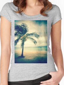 Palm Island Women's Fitted Scoop T-Shirt