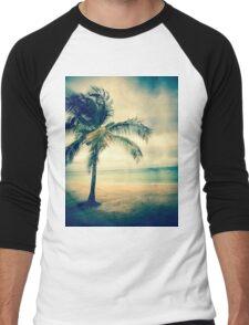 Palm Island Men's Baseball ¾ T-Shirt